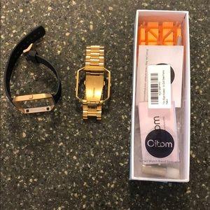 Accessories - Fitbit Blaze Gold Series